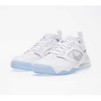 Jordan Mars 270 Low White/ Metallic Silver-White