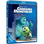 Compania monstrilor Blu-ray