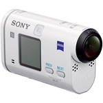 Camera video Sony Sport HDR-AS200VR + Live Remote, Full HD, Alb