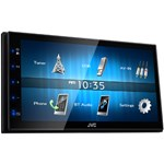 Player Auto Multimedia JVC KWM24BT 2DIN 6.8inch BT USB Aux-in KWM24BT