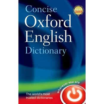 Concise Oxford English Dictionary: Main edition