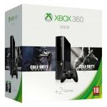 Consola XBOX 360 500GB + joc Call of Duty Ghost + cod digital joc Call of Duty Black OPS 2