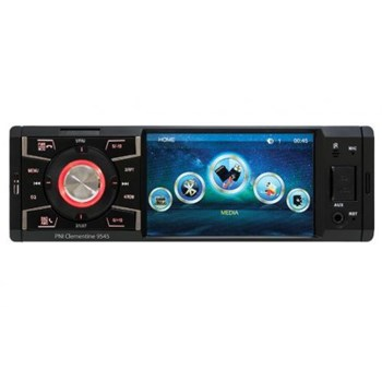 MP5 player auto PNI Clementine 9545 4 inch 50Wx4 Bluetooth FM SD USB 2RCA video IN-OUT pni-mp5-9545