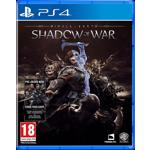 Middle Earth Shadow Of War - PS4