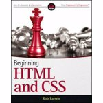 Beginning HTML and CSS, Paperback