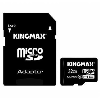 Card memorie Serioux Micro SDHC 32GB, Class 10 + adaptor SDHC