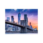Puzzle Ravensburger - From Brooklyn to Manhattan, 2.000 piese (16011)