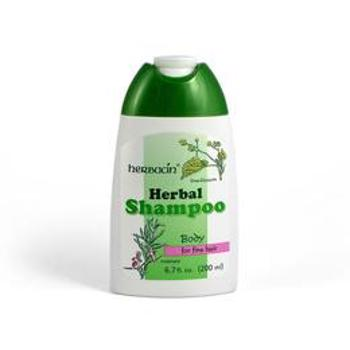 Sampon par normal si subtire, Herbacin, 200 ml