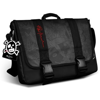 "Geanta Laptop Canyon CNL-TNB09 Tattoo edition 15.6"" (Negru)"