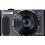 Aparat foto digital Canon SX620HS, 20.2MP, Negru