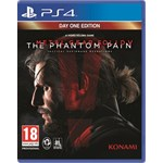Metal Gear Solid V The Phantom Pain D1 Edition PS4
