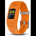 Bratara fitness Garmin Vivofit Jr. 2 Star Wars Light Side Orange 010-01909-1a