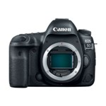 Canon EOS 5D Mark IV body - Full Frame, 30Mpx, Video 4K