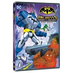 Batman Unlimited: Roboti vs mutanti Blu-ray