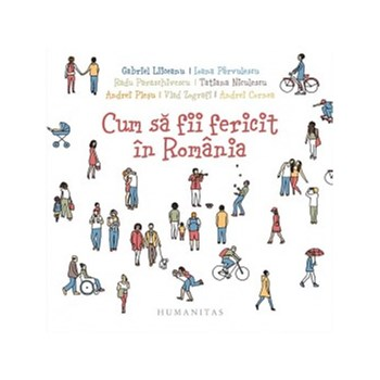 Cum sa fii fericit in Romania (mp3 download)