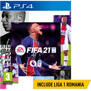 Joc FIFA 21 pentru PlayStation 4 (include upgrade la PlayStation 5)