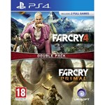Joc Compilation Far Cry 4 and Far Cry Primal - Ps4 ubi4080083