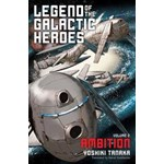 Legend of the Galactic Heroes, Vol. 2: Ambition (Legend of the Galactic Heroes, nr. 2)