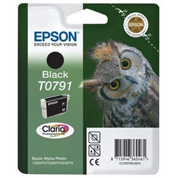 Epson Cartus T0791 Black