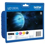 Pachet Brother LC1280XLVALBP CMYK