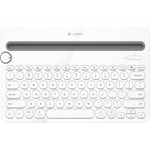 Tastatura Logitech K480 Multi Device Bluetooth White