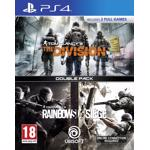 Compilation Rainbow Six Siege & The Division - PS4