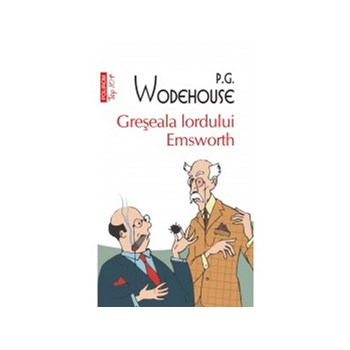 Greseala lordului Emsworth (ebook)