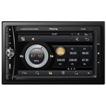 Radio Player Peiying PY9908.1, 40W x 4, USB, GPS, Bluetooth, AUX