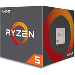 Procesor AMD Ryzen 5 2600 3.4GHz Socket AM4 Box yd2600bbafbox