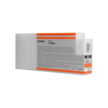 Epson T596A ORANGE UltraChrome HDR 350 ml - Cartus pentru Epson Stylus PRO 7900