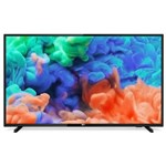 Televizor LED Smart Philips, 126 cm, 50PUS6203/12 , 4K Ultra HD, Negru
