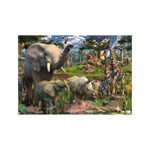 Puzzle Ravensburger - Animale In Salbaticie, 18.000 piese (17823)
