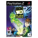 Ben 10 Alien Force Ps2