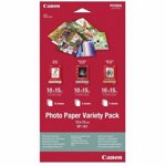 Consumabil Canon HARTIE VP-101 PHOTO VARIETY PACK 10X15CM