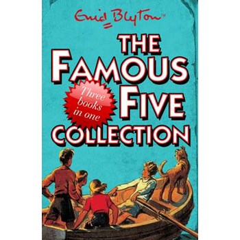 Famous Five Collection 1, Paperback