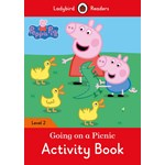 Peppa Pig: Going on a Picnic activity book – Ladybird Readers Level 2