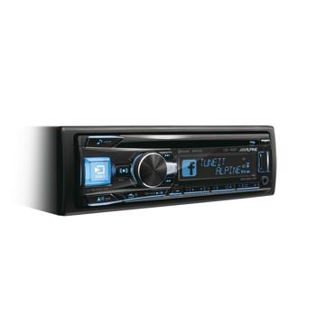 CD Player Auto Alpine CDE-195BT