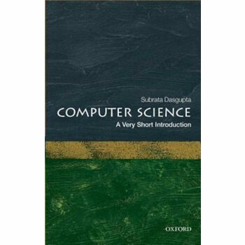 Computer Science: A Very Short Introduction, Paperback