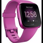 Ceas activity tracker Fitbit Versa Lite, Android&iOS, Bluetooth, Silicon (Mov)