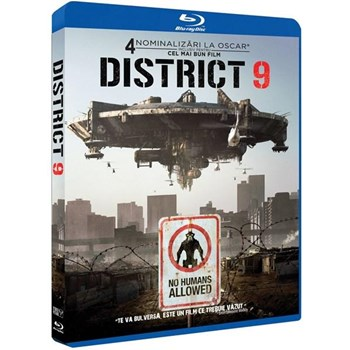 District 9 (Blu Ray Disc) / District 9