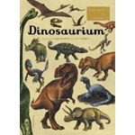 Dinosaurium - Chris Wormell Lily Murray 978-973-50-5807-4