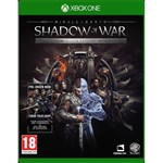 Middle Earth Shadow Of War Silver Edition - Xbox One wbi7050051