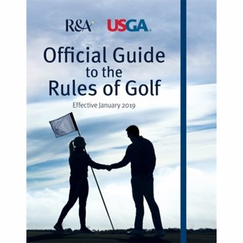 Official Guide to the Rules of Golf, Paperback