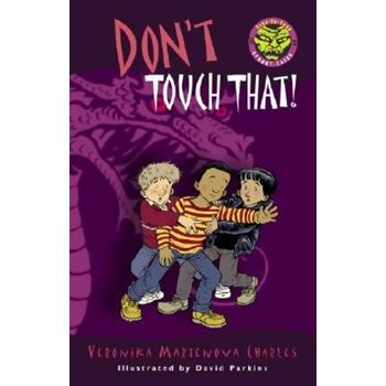 Don't Touch That!, Paperback