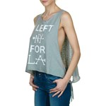 LA Dolls Woman S Top In Grey Color Culoarea CLAY