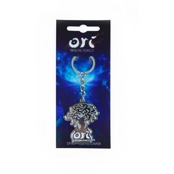 ORI AND THE BLIND FOREST SPIRIT TREE KEYCHAIN