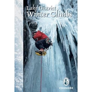 Lake District Winter Climbs: Snow, ice and mixed climbs in the English Lake District - Brian Davison
