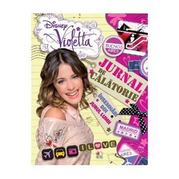 Violetta. Jurnal de calatorie