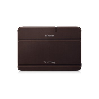 Samsung Book Cover pentru Galaxy Note N8000/N8100 10.1'' - amber brown