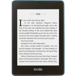 E-book Reader Amazon All-new Kindle Paperwhite (2018) Glare-Free, Touch Screen, 6 inch, 8GB, Wi-Fi, Blue Twilight